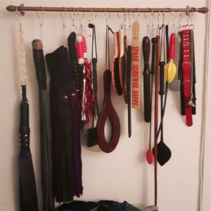 Kink Wall Display
