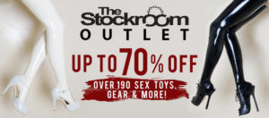 up to 70 percent off stockroom's outlet store