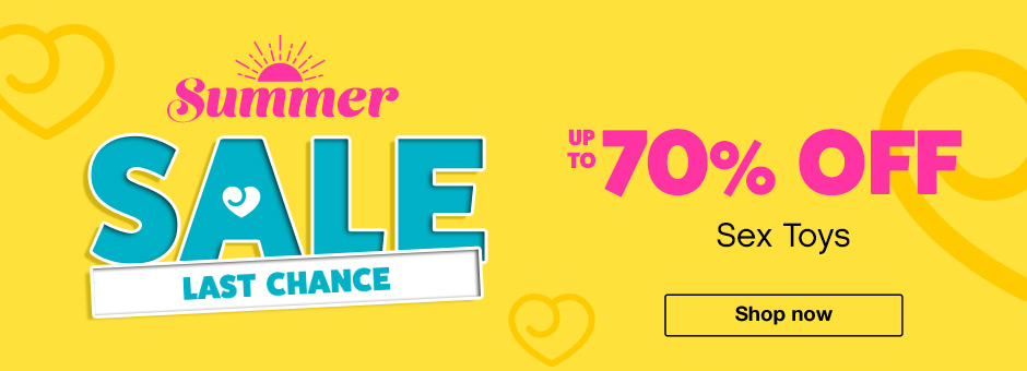 summer sale up to 70% off sex toys